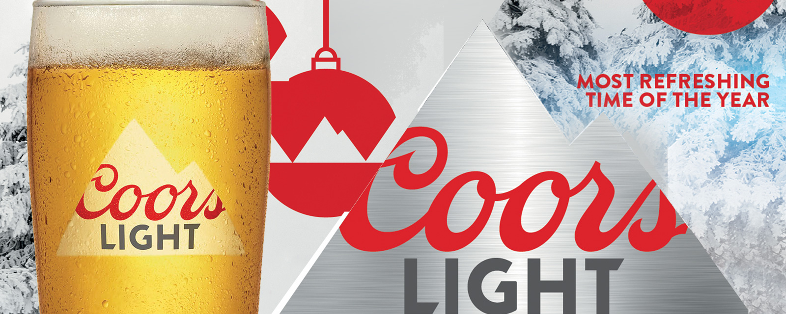 COORS LIGHT CHRISTMAS2017