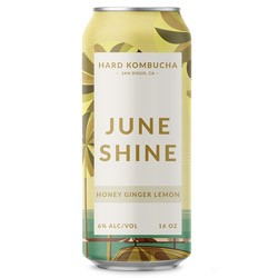 JuneShine Honey Ginger Lemon