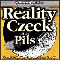 Moonlight Brewing Reality Czeck
